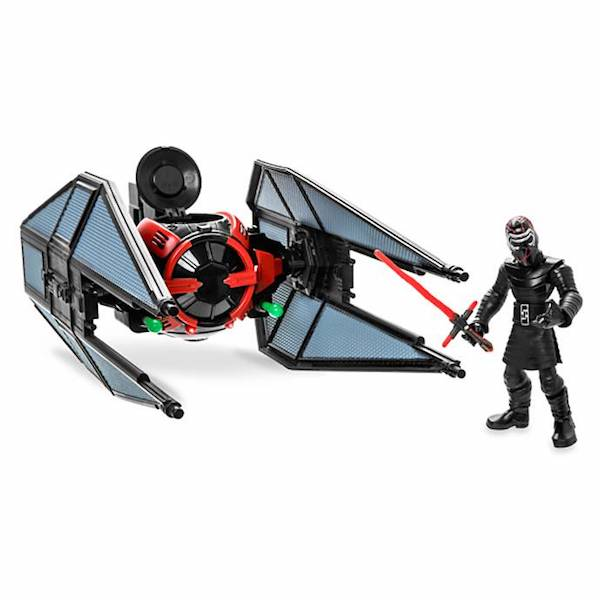 Disney Store Exclusive Star Wars Toy Box Darth Maul & Kylo Ren With TIE Fighter Available Now