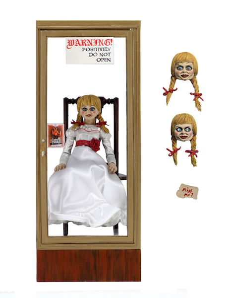 NECA Toys The Conjuring Universe – 7″ Scale Ultimate Annabelle Figure Available Now
