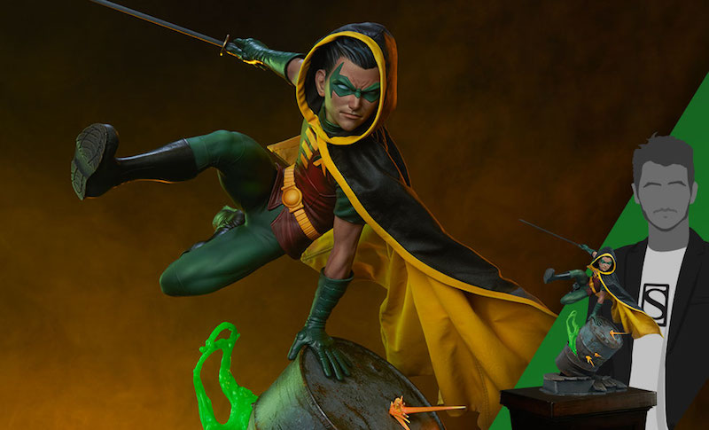 Sideshow Collectibles Robin Premium Format Figure Pre-Orders