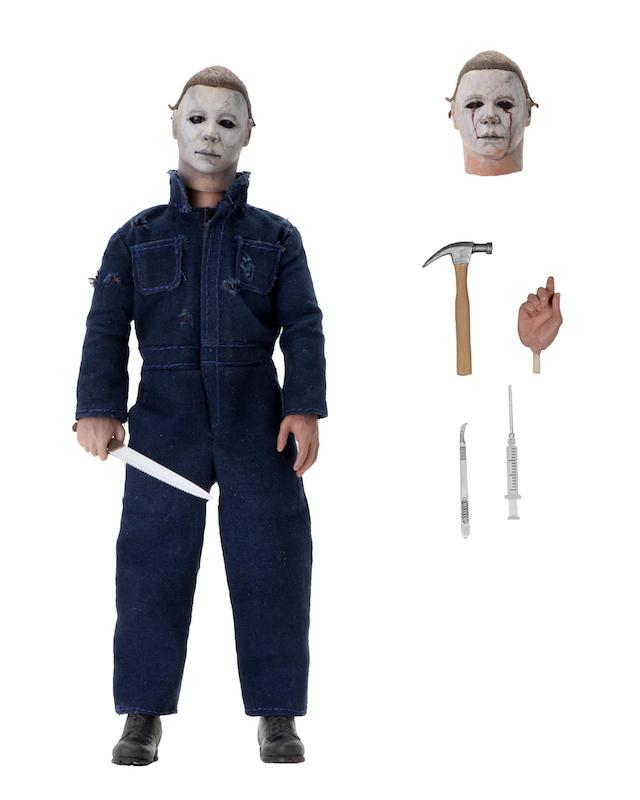 NECA Toys Halloween 2 Michael Myers 8″ Clothed Figure