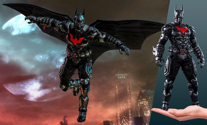 Hot Toys Batman Beyond Sixth Scale Figure Pre-Orders