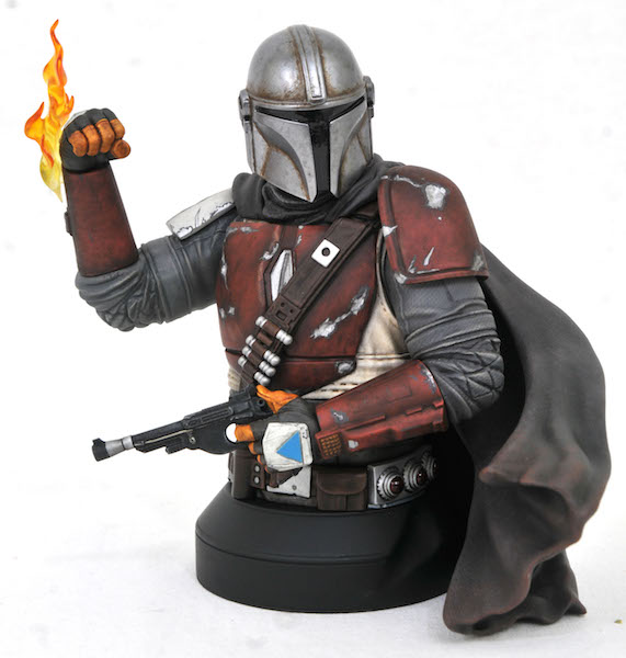 Gentle Giant Ltd. New Pre-Orders –  Stay-Puft, Strange, Sith & The Mandalorian