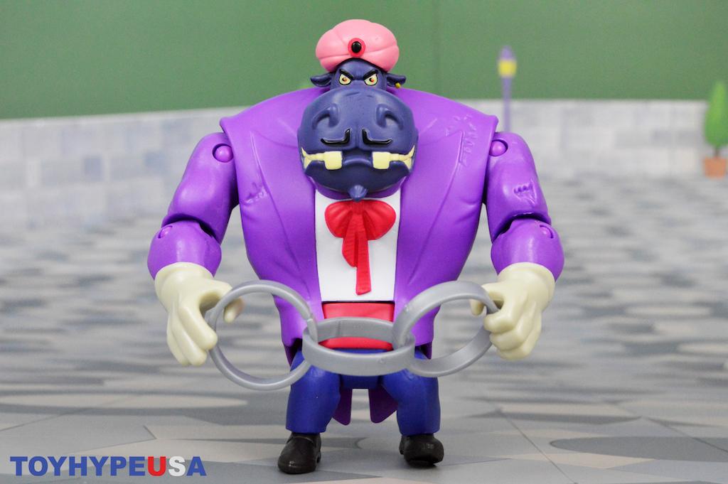 Playmates Toys – Rise Of The Teenage Mutant Ninja Turtles Hypno-Potamus Figure Review