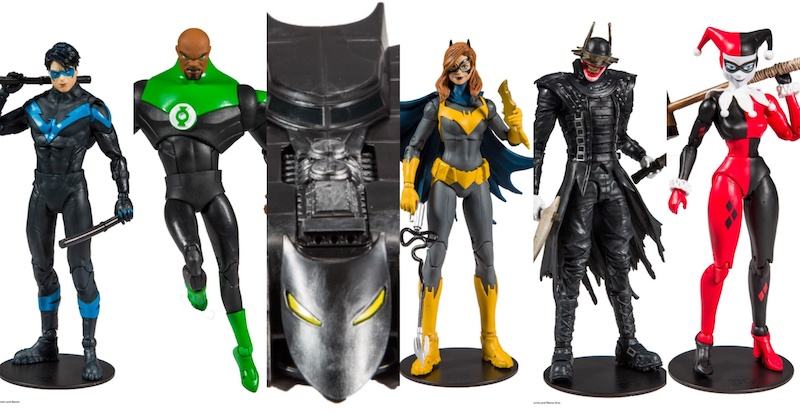 McFarlane Toys DC Multiverse Wave 1 Figure Pre-Orders At Amazon