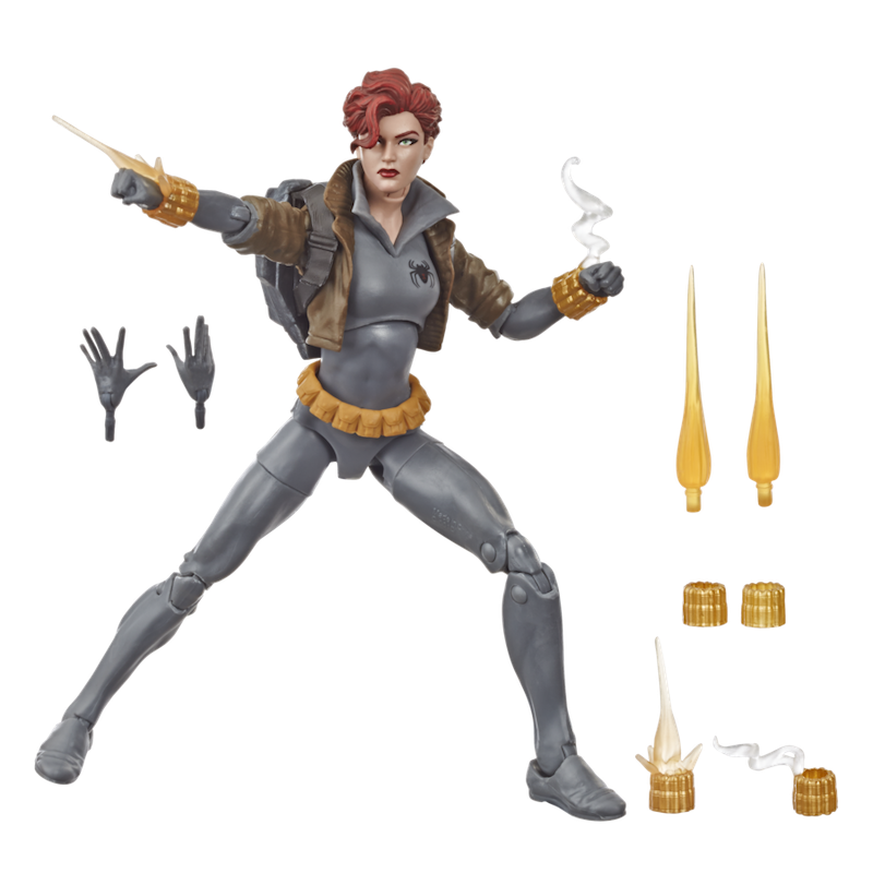 Hasbro Marvel Legends Wal-Mart Exclusive Black Widow Deadly Origin Figure In-Stock