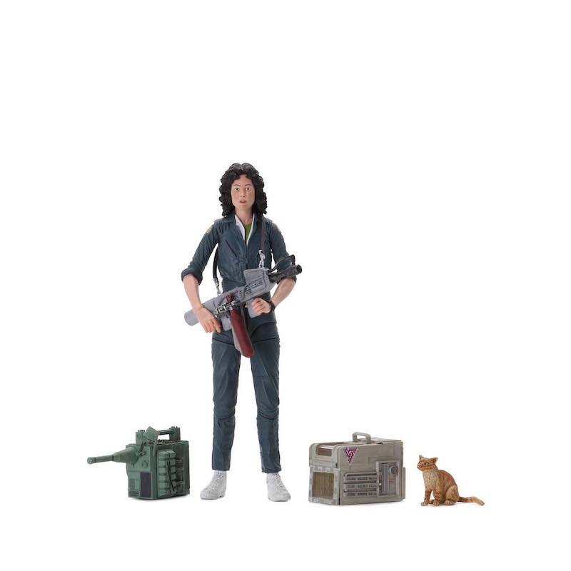 NECA Toys Alien 40th Anniversary Collection Ripley 7″ Scale Figure Revealed