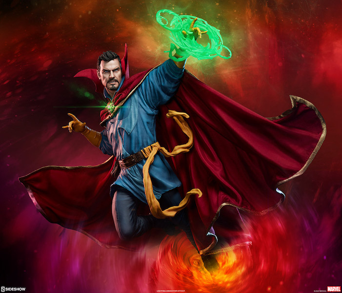 Sideshow Collectibles Marvel Comics – Doctor Strange Maquette Pre-Orders