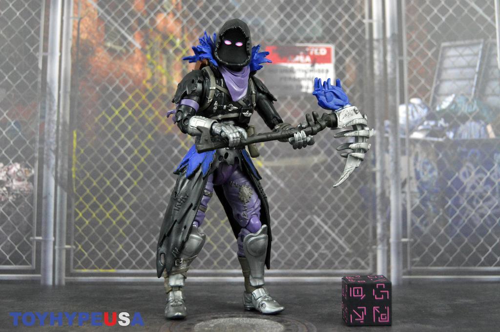 Jazwares – Fortnite 6″ Legendary Series Raven Figure Review
