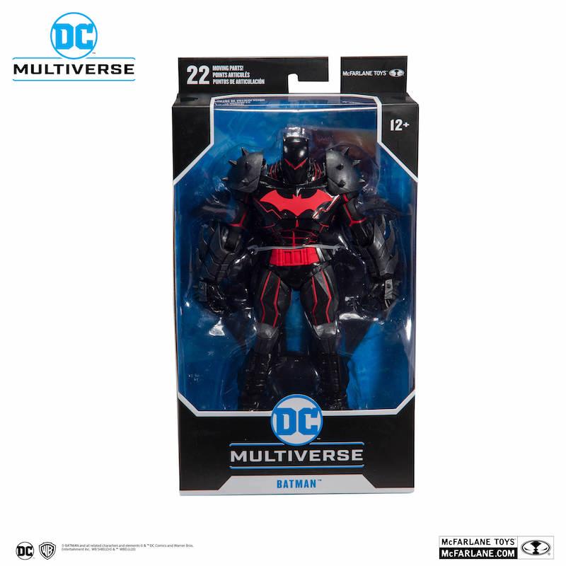 McFarlane Toys DC Multiverse Batman: Hellbat Suit Figure Back On Amazon