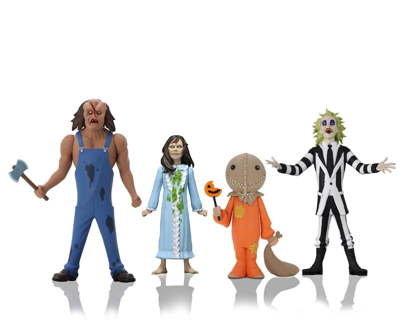 NECA Toys Toony Terrors Series 4 Figures Available Now