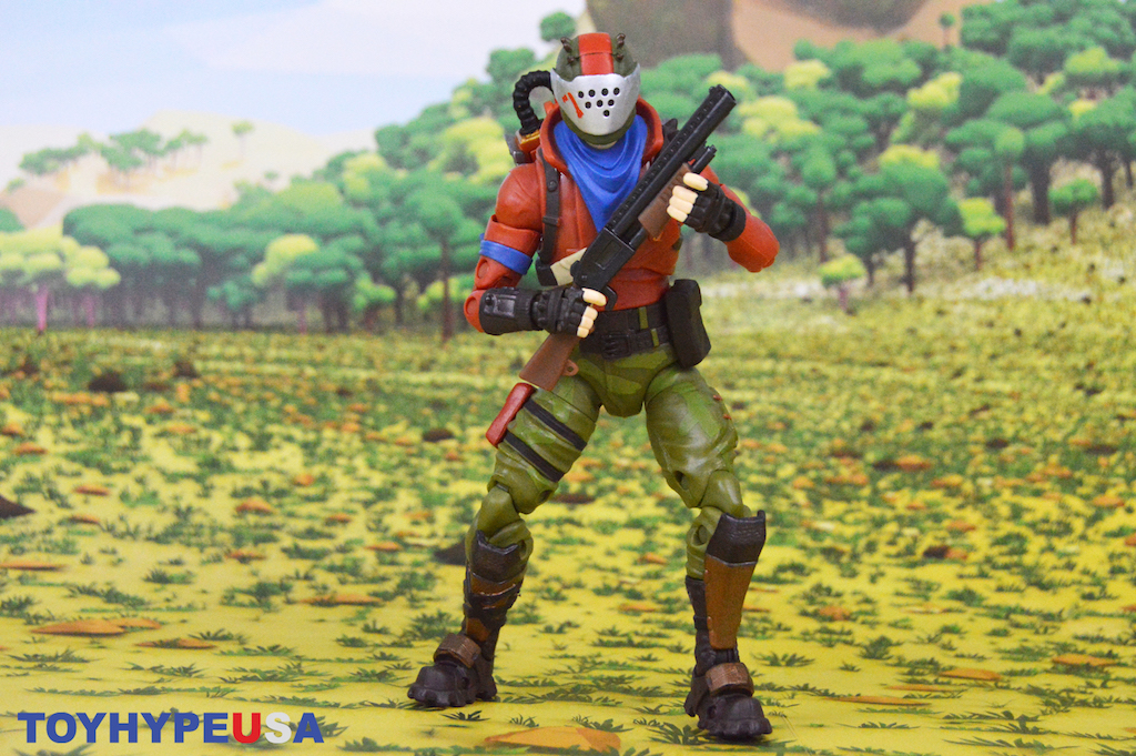 Jazwares – Fortnite 6″ Legendary Series Rust Lord Figure Review
