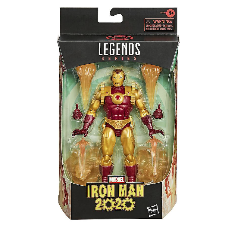 Hasbro Marvel Legends Walgreens Exclusive Iron Man 2020 Figure Pre-Orders
