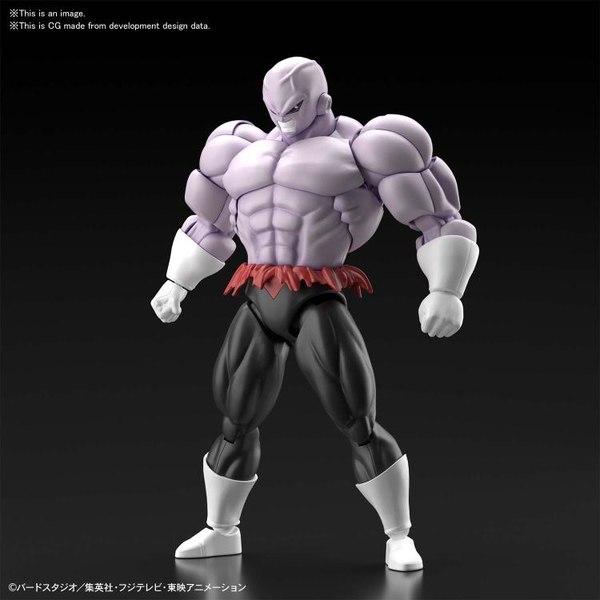 Tamashii Nations Dragon Ball Super – Figure-Rise Standard Jiren Model Kit