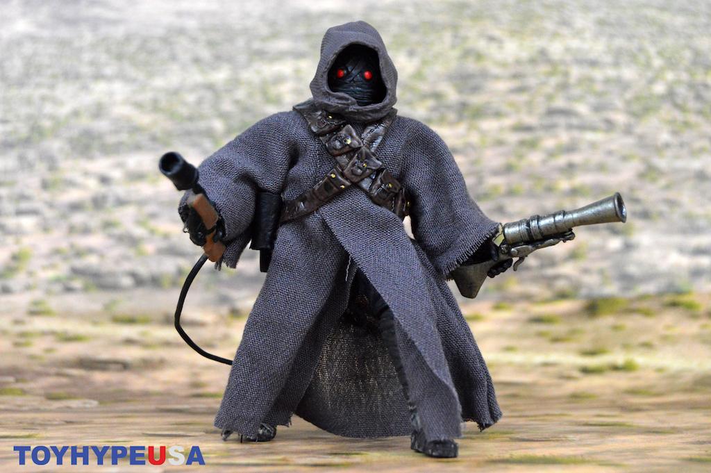 Hasbro Star Wars The Black Series 6″ Offworld Jawa Figure Review