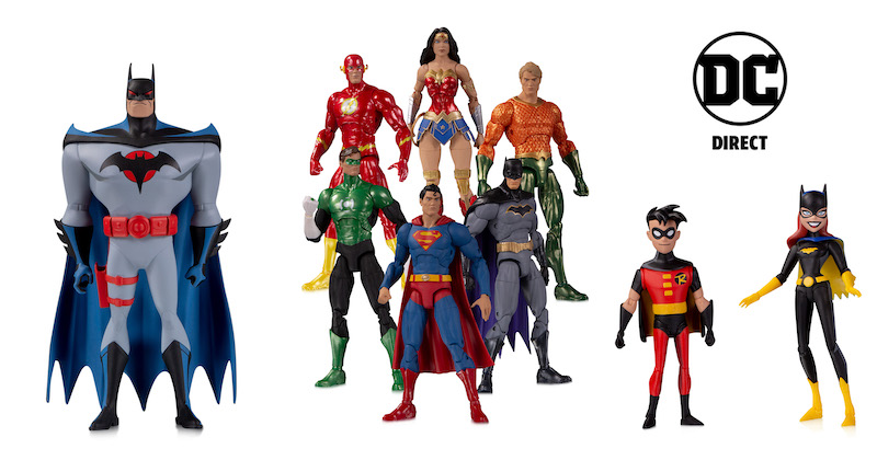 DC Collectibles Enters New Decade By Returning To The Name On Which It Was Founded, DC Direct