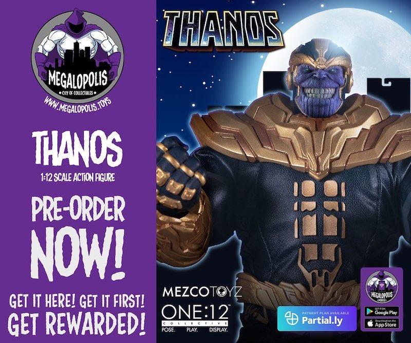 Megalopolis: City Of Collectibles – Marvel Legends, TMNT, DC, The Mandalorian, Transformers & More