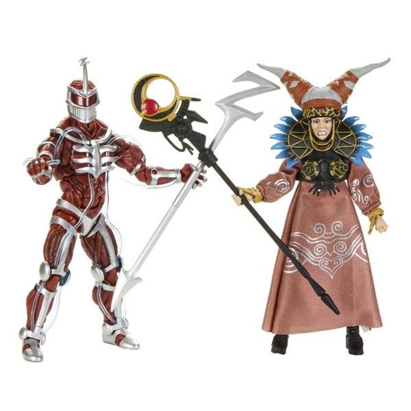 Hasbro Mighty Morphin Power Rangers – Lord Zedd & Rita Figure 2-Pack Pre-Orders At GameStop