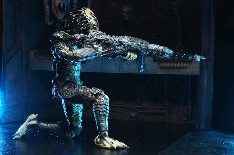 NECA Toys Ultimate Scout Predator 7″ Scale Figure Available Now