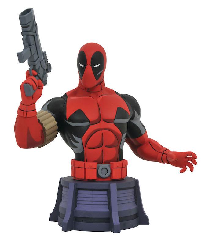 Diamond Select Toys Solicitations For July 2020 – DC Comics, Marvel's Animated X-Men, Godzilla, Mortal Kombat & More
