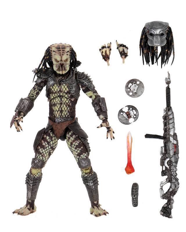 NYTF 2020 – NECA Toys Predator 2 Ultimate Scout Predator 7″ Scale Figure