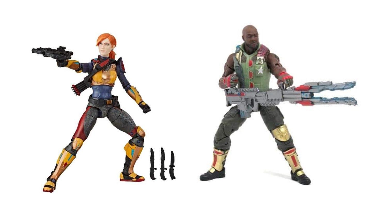 NYTF 2020 – Hasbro G.I. Joe Classified 6″ Wave 1 Figures Revealed