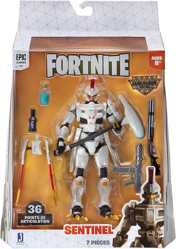 Jazwares – Fortnite 6″ Legendary Series Sentinel Figure $19.99 On Amazon