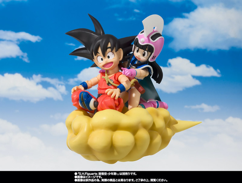 NYTF 2020 – Tamashii Nations S.H. Figuarts Dragon Ball Chi-Chi Figure Pre-Orders