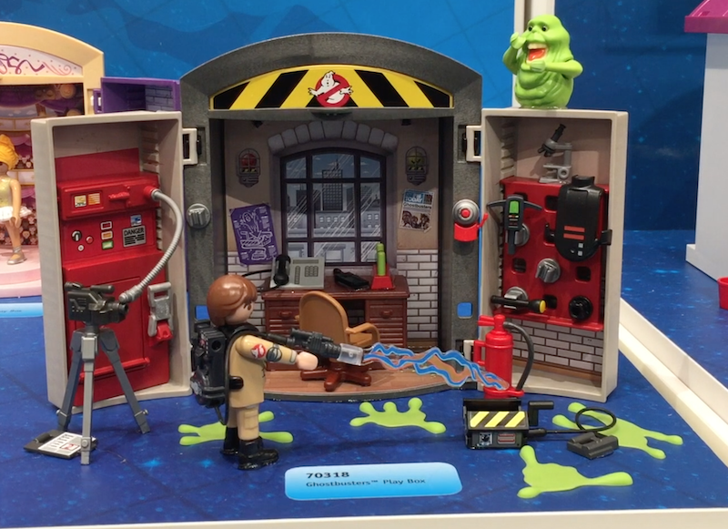 NYTF 2020 – Playmobil Video Coverage – Scooby-Doo, BTTF & Ghostbusters