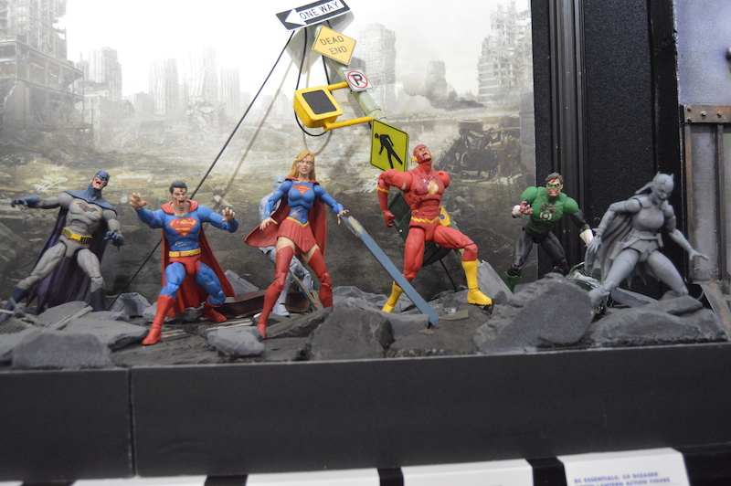 NYTF 2020 – DC Collectibles/DC Direct Booth Coverage