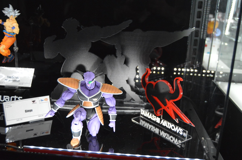 NYTF 2020 – Bandai Tamashii Nations Booth Coverage