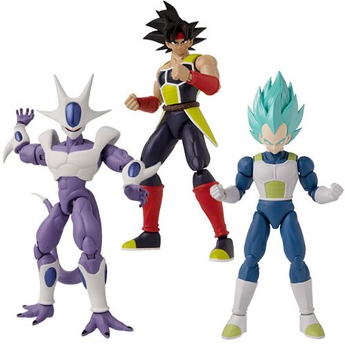 Entertainment Earth – Dragon Ball Stars Action Figure Wave 16 Set In-Stock