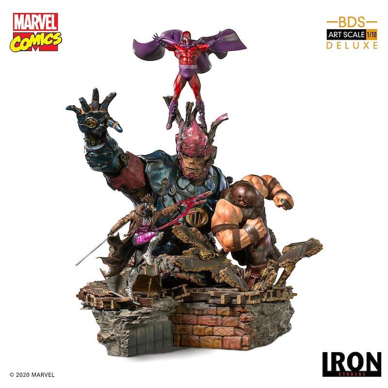 Iron Studios – Marvel Comics Sentinel 1/10 Scale Deluxe Battle Diorama Series Statue Second Edition Pre-Orders