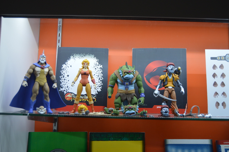NYTF 2020 – Super7 Booth Coverage – ThunderCats, TMNT Classics & New ReAction Figures
