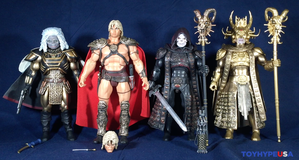 Video – Masters Of The Universe Classics Final Thoughts & A Look At The New Figures
