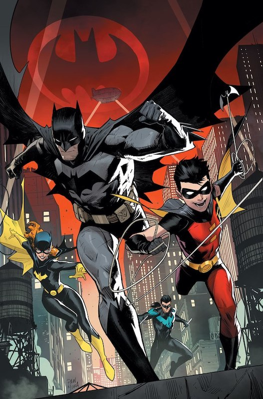 DC Comics – Batman: The Adventures Continue – Coming To Comic Shops & New Toyline
