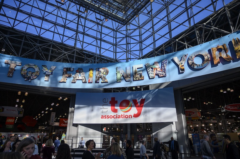 New York ToyFair 2021 Officially Cancelled; Postponed Until 2022