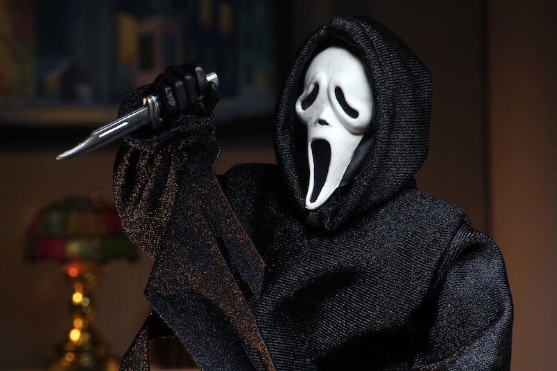 NYTF 2020 – NECA Toys Ghostface 8″ Clothed Figure