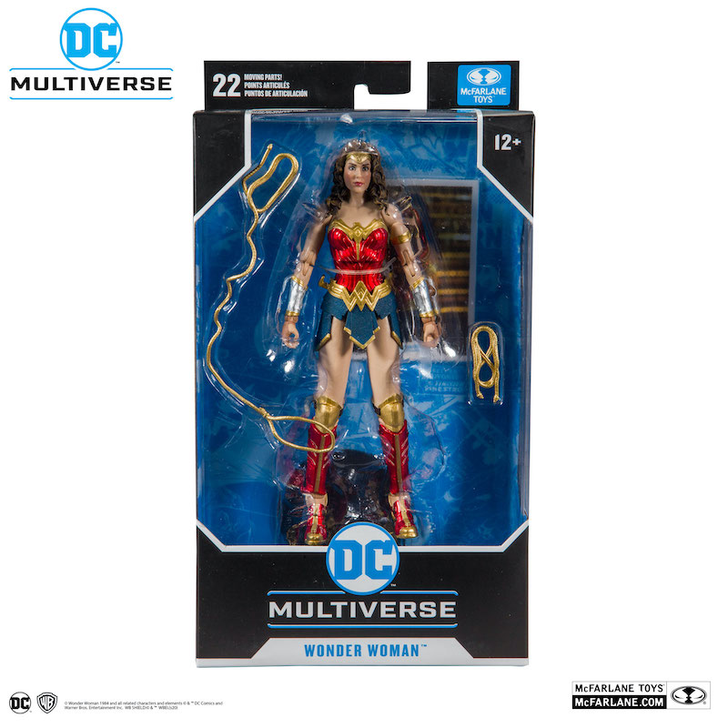 NYTF 2020 – McFarlane Toys DC Multiverse Wonder Woman 1984 Figures