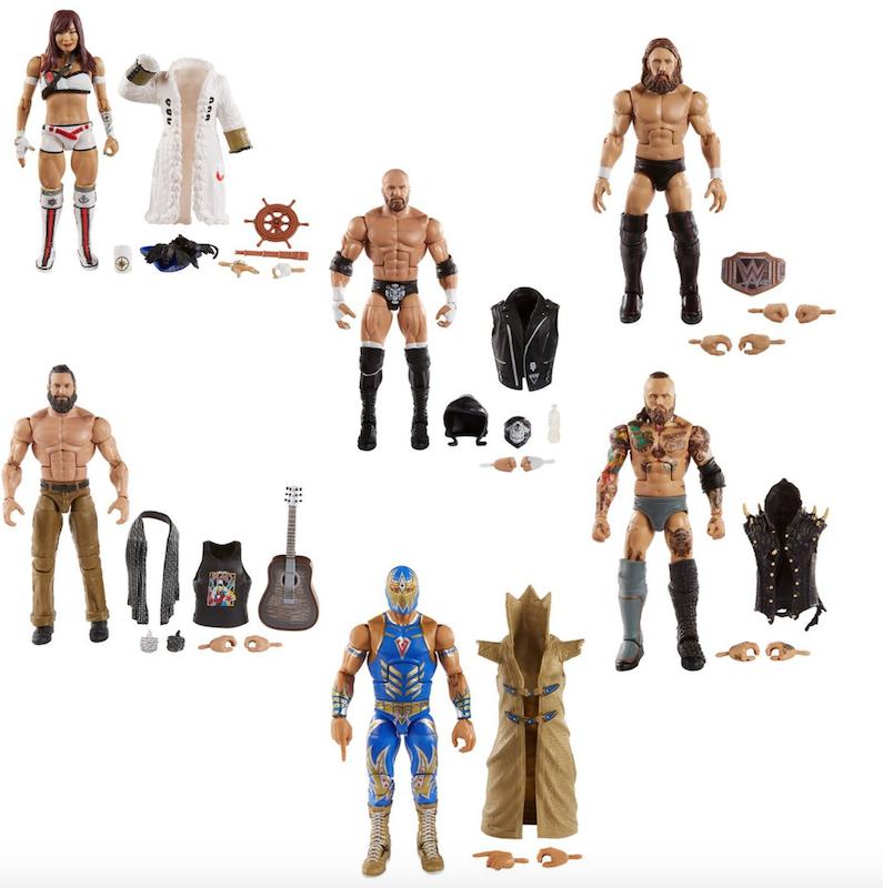 Mattel – WWE Elite Series 73 Figures In-Stock On Amazon