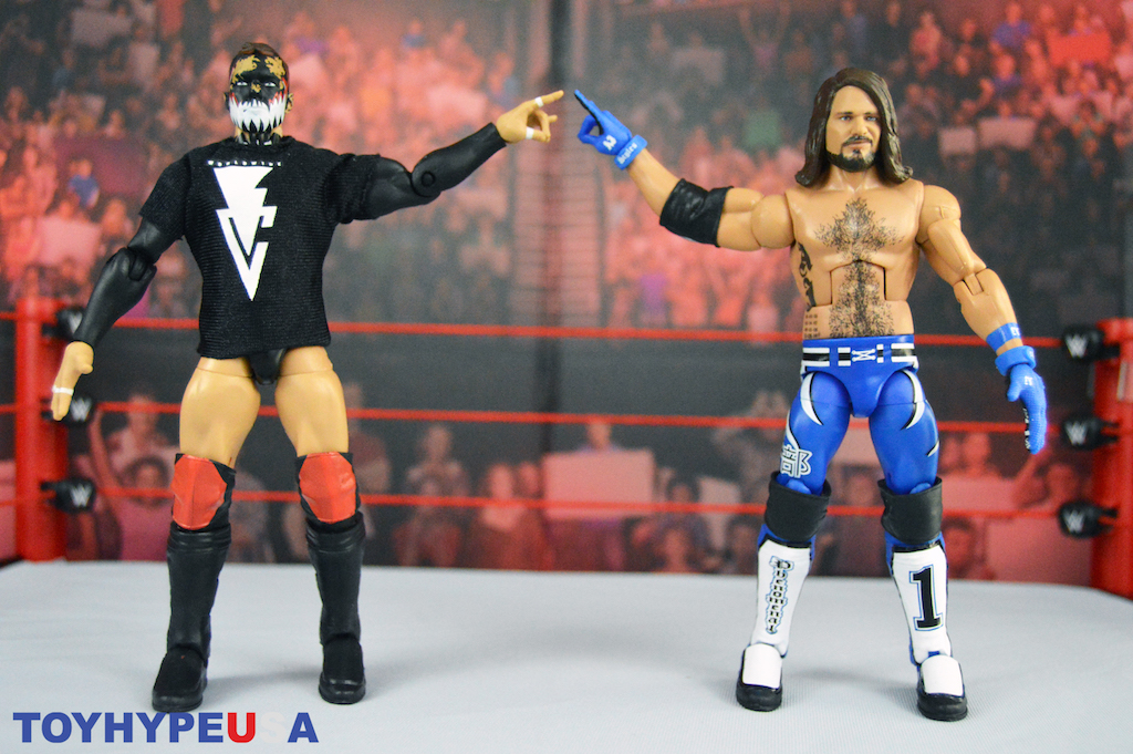 Mattel – WWE Elite Demon Finn Balor & AJ Styles Figure 2-Pack Review