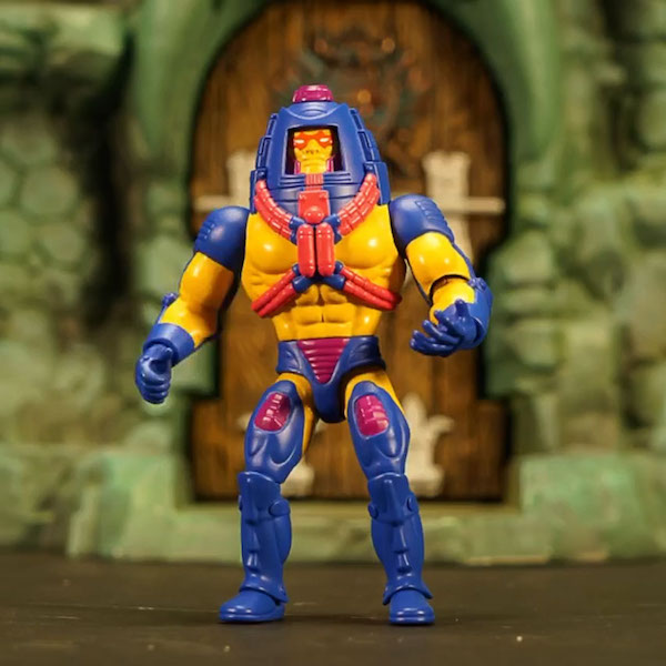 Mattel – Masters Of The Universe Origins Man-E-Faces Figure Revealed