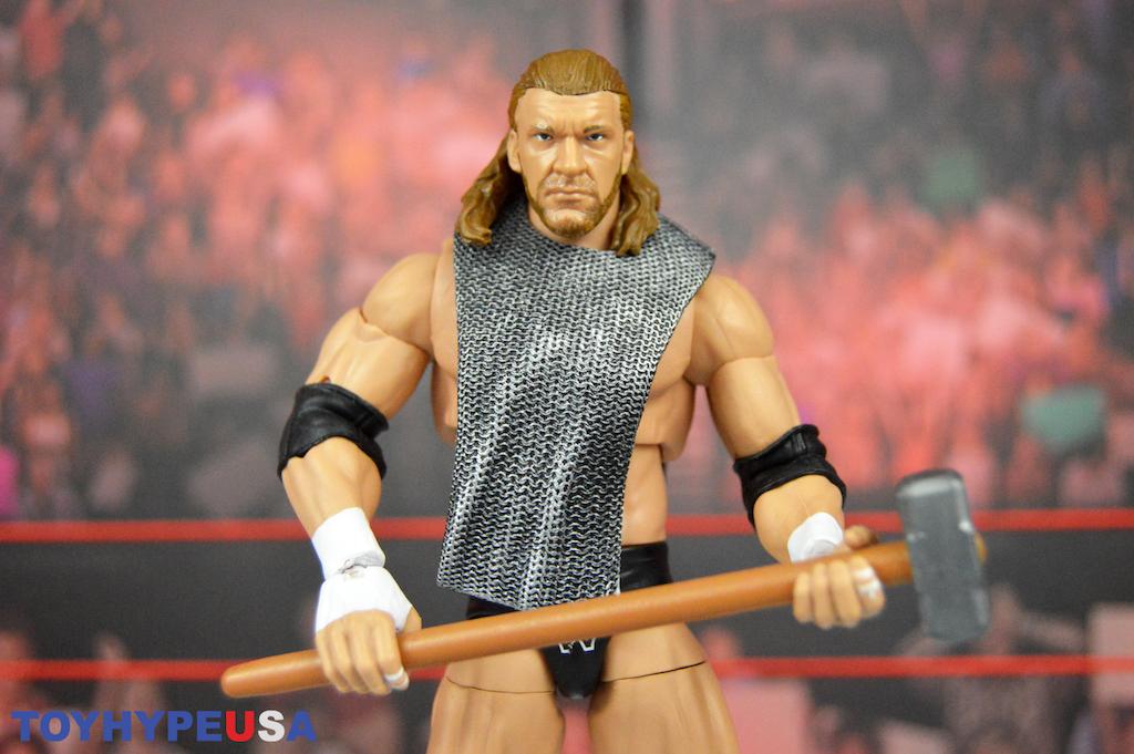 Mattel – WWE Ultimate Edition Triple H Figure Review