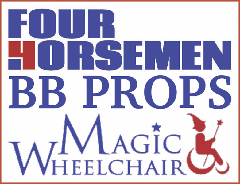 NYTF 2020 – Four Horsemen Studios Partners With BB Props & Magic Wheelchair