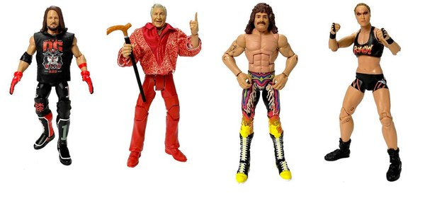Megalopolis: City Of Collectibles – Mattel WWE Elite Series 77 Figure Pre-Orders