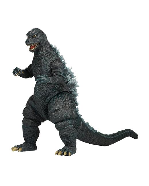NECA Toys Godzilla 12″ Head-To-Tail 1985 Godzilla Figure Available Now