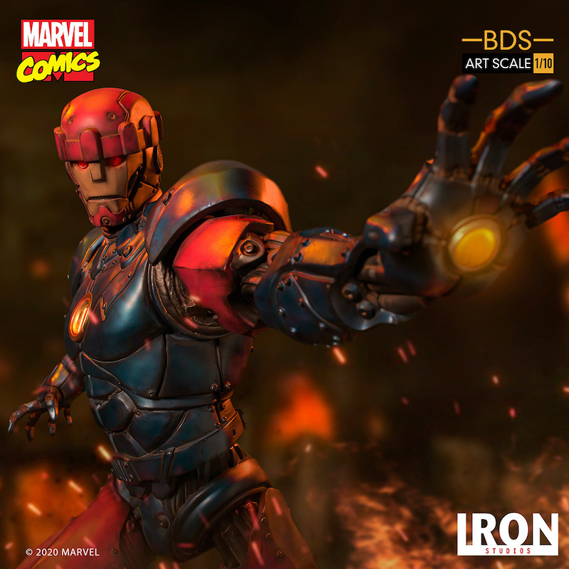 Iron Studios – Marvel Comics X-Men Vs Sentinel #3 BDS Art Scale 1/10 Statue Pre-Orders & Coupon Code