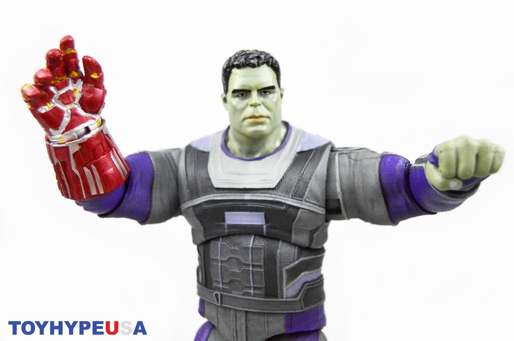 Diamond Select Toys – Marvel Select Avengers: Endgame Nano- Gauntlet Hulk Figure Review