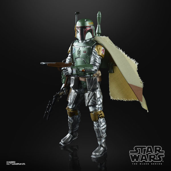 Hasbro Star Wars Carbonized Black Series Boba Fett, Stormtrooper & The Vintage Collection Pre-Orders (Update)