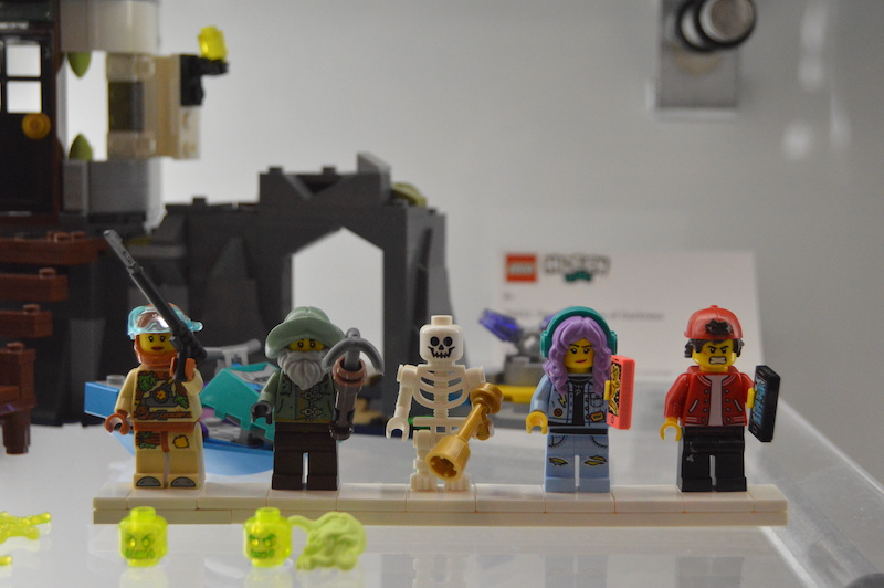 NYTF 2020 – LEGO Booth Coverage