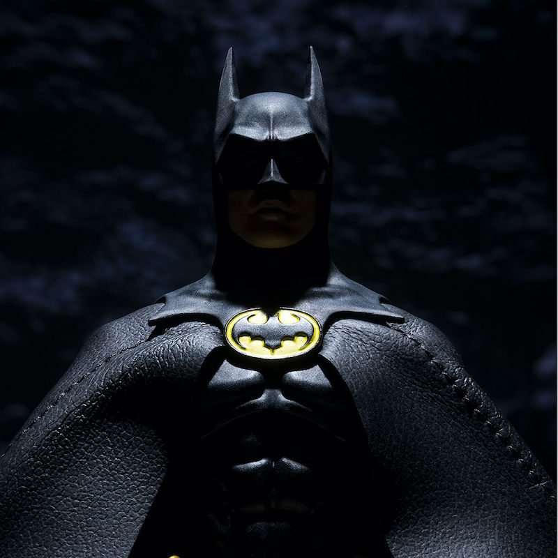 Bandai Tamashii Nations S.H. Figuarts Batman 1989 Michael Keaton Figure Revealed